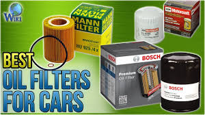 6 best oil filters for cars 2018 you