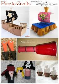 Talk Like a Pirate Day Crafts and Activities for Kids | All Things BOY ...