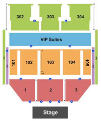 Zz Top Oxon Hill Tickets Section 3 Row L 10 25 2019