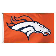 office supplies denver. WinCraft Denver Broncos Double-Sided Deluxe 3\u0027 X 5\u0027 Flag Office Supplies N
