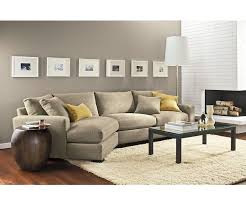 sofa with left arm angled chaise