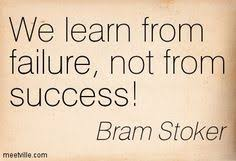 is a better teacher than success essay failure is a better teacher than success essay