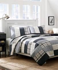 CLOSEOUT! Nautica Home Longview Standard Sham - Quilts ... & Nautica Home Longview Full/Queen Quilt Adamdwight.com