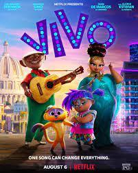 Xem Phim Chú gấu Vivo - Vivo Full Online (2021) HD Vietsub, Trọn Bộ Thuyết  Minh