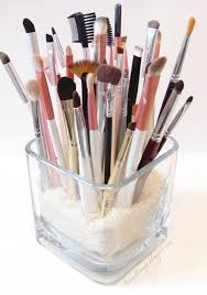 I use my brushes quite frequently since last year and realized I always  need them readily available to me.