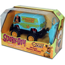 Scooby Doo Bedroom Accessories Nkok Scooby Doo R C Off Road Mystery Machine Walmartcom