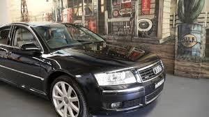 Audi A8 4.2 Quattro 2004 Black - YouTube