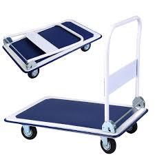 furniture hand truck. 660lbs folding platform cart dolly hand truck - dollies \u0026 trucks tools hardware furniture
