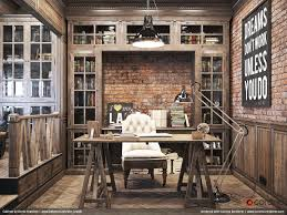 travel design home office. Perfect Design Ideas For Home Office Rustic Workspace Travel Design Home Office