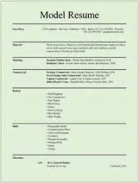 How To Make A Resume For Graduate School Applications Resume Than CV  Formats For Free Download