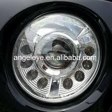 2016 2016 year jeep patriot led angel eyes head lamp black housing jeep patriot angel eyes lighting jeep patriot led angel eyes led head lamp for jeep