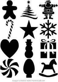 Merry christmas pattern elements vector set. Free Christmas Design Images The Vinyl Cut