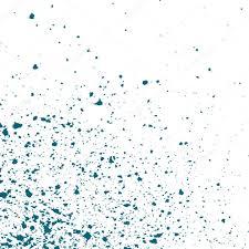 Blue Light Spray Blue Light Ink Paint Splatter On White Background Spray