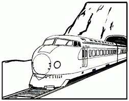 Small Picture Train Coloring Pages To Print Coloring Pages
