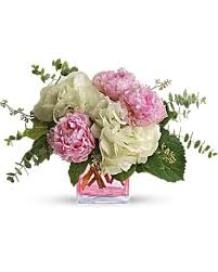 Teleflora's Pretty in <b>Peony</b> in Washington IA - <b>Wolf</b> Floral, Inc