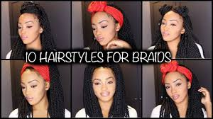 Box Braids Hair Style easy individual crochet braids hairstyles senegalese twist and 5445 by wearticles.com
