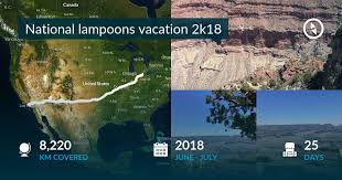 National lampoons vacation 2k18 by Ava Bates - Polarsteps