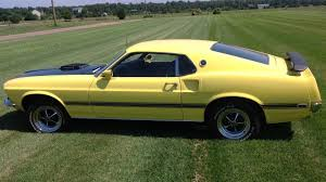 1969 Ford Mustang Mach 1 Fastback | F105 | Harrisburg 2015