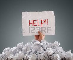 buried papers images stock pictures royalty buried papers buried papers businessman buried under crumpled pile of papers a help sign