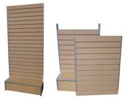 Free Standing Retail Display Units Slatwall Freestanding Slatwall Displays Slatwall Panels 35