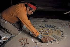 Risultati immagini per artisti  sciamani