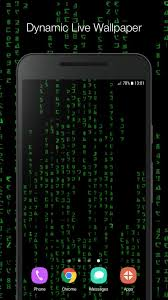 Digital Rain Live Wallpaper for Android ...
