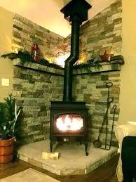 corner wood burning stove corner wood burning stove decor ideas fireplace designs s fireplaces bur corner