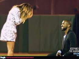 Kanye Love Quotes Cool Kim Kanye's Crazy In Love Quotes PEOPLE