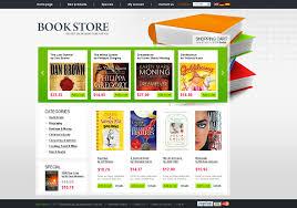 Free Bookstore Website Template Book Store Template Under Fontanacountryinn Com