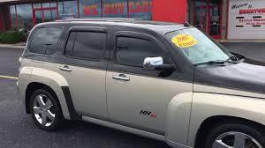 2007 Chevrolet HHR LT Custom - YouTube
