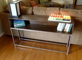 Diy Rustic Sofa Table Sofas Center Industrial Sofa Table Diy Rustic Tables Dutch Look
