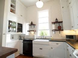 Custom Tall Kitchen Cabinets