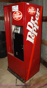 Dr Pepper Vending Machine For Sale Magnificent Cavalier Dr Pepper Soda Machine Item I48 SOLD Novembe