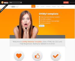 Website Templates Html5 Extraordinary Best Bootstrap Website Templates Best 28 Bootstrap Website