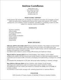 Analytics Resumes 1 Seo Analyst Resume Templates Try Them Now Myperfectresume
