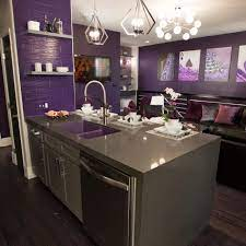 Purple Kitchen Pictures Hgtv Photos