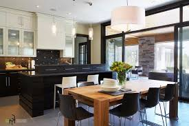 kitchen exciting kitchen design white cabinet black wooden island marble backsplash simply dining furniture awesome