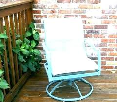 how to paint aluminum patio furniture painting do cast mailbox pain