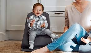 Bouncer Bliss – a cozy seat for newborns | BABYBJÖRN