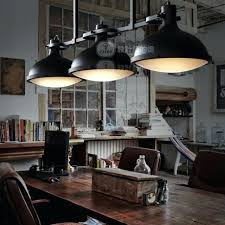 industrial bar lighting. Loft 3 Round Black Iron Pendant Lamps Country Industrial Style Bar Lights  Home Lighting Light Ideas