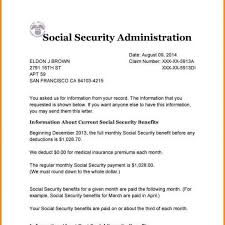 Workout Spreadsheet 12 Social Security Benefit Verification Letter Workout