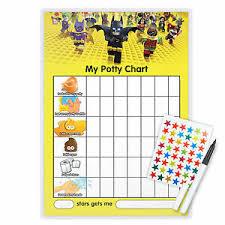 Lego Batman Reward Chart Details About Lego Batman Potty Toilet Training Reward Chart With Pen Star Stickers Bat2t