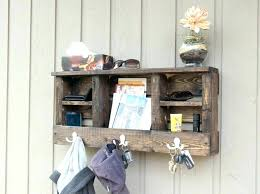 mail and key rack