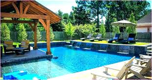Pool Designs For Small Backyards Extraordinary Best Pool Designs Simple Pool Designs Swimming Pools Design Simple