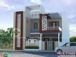 south indian model house plan beautiful adorable simple house