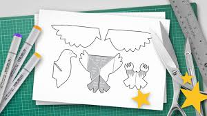Popup Book Template How To Make A Pop Up Print Ready Pdf Pop Up Templates
