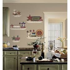 Sunflower Themed Kitchen Decor Kitchen Nice Looking Country Kitchen Decor Using Wall Decor With