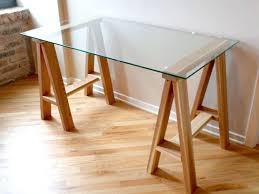 sawhorse legs for desk design ideas modern table saw horse equestrian top 2016