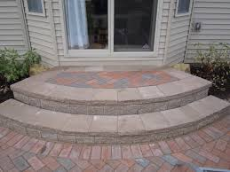 if your brick paver contractor is stumbling on recommendations for a paver step design it would be beneficial for you to move on make sure they supply you