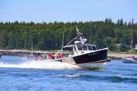 Lobster boat races are here again ...